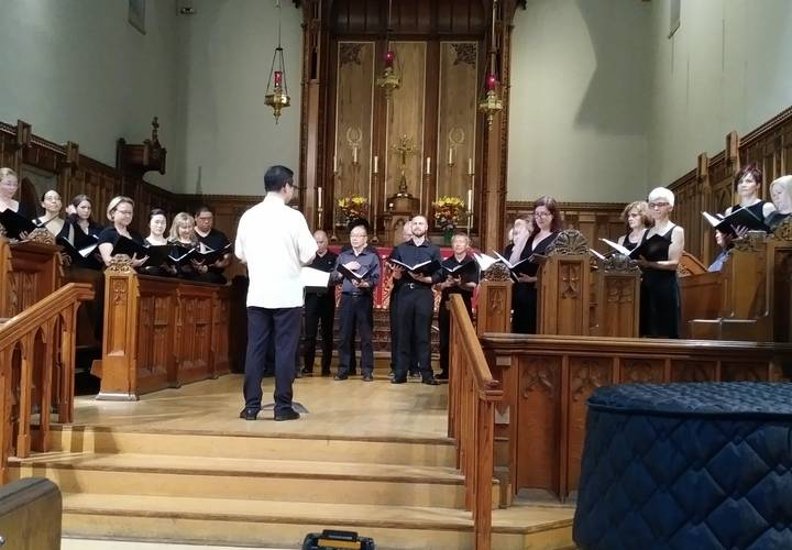 Voices Chamber Choir