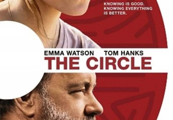 The circle cover resized