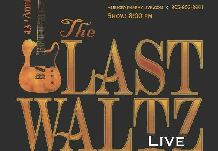 The last waltz 11x 17