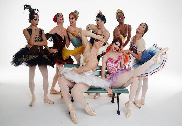 Les ballets trockadero de monte carlo  photo by zoran jelenic 2 2