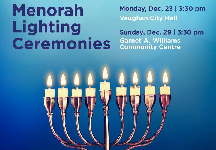 Menorah lighting instagram 2019 1