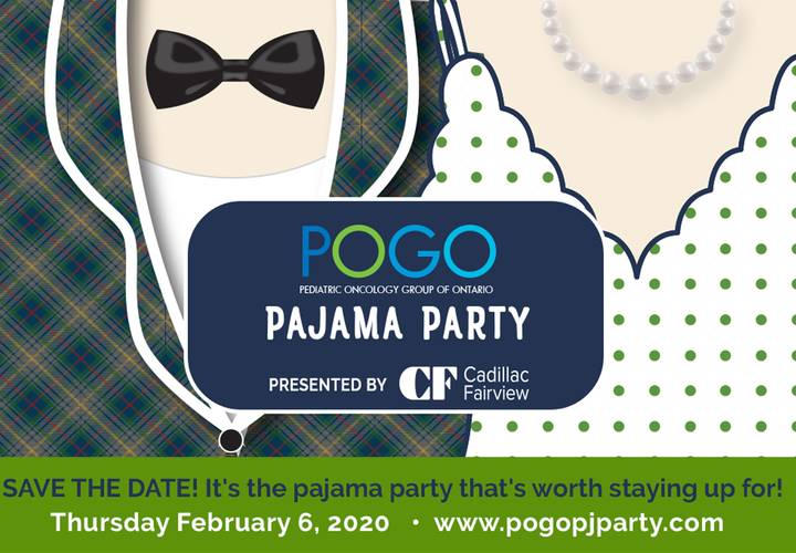 Pogo 2020 pajama party