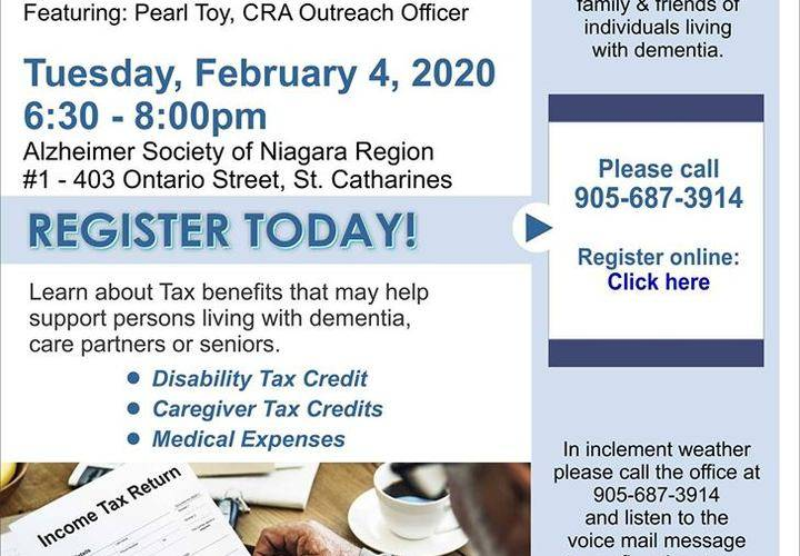 Revenue canada tax benefits