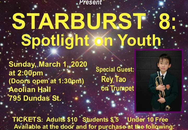 Lcb   poster   starburst 8   spotlight on youth