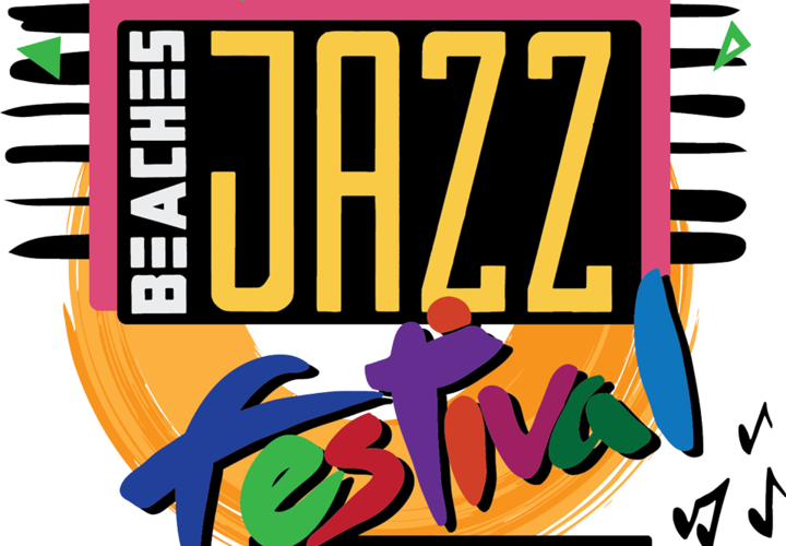 Beaches jazz 2019 logo