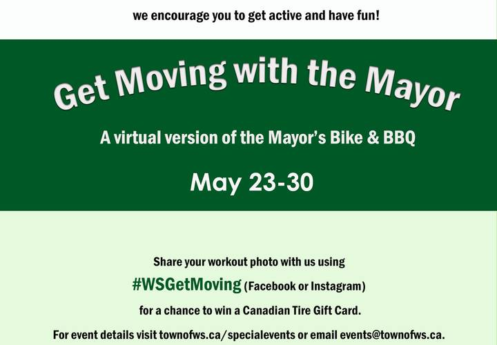 Get moving with the mayor poster final