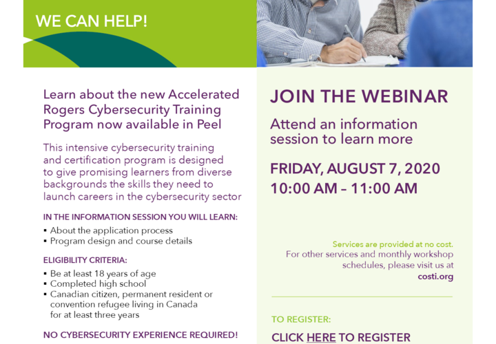 Rogers cyber security august 7 2020 webinar