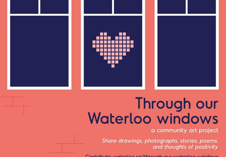 Through our waterloo windows