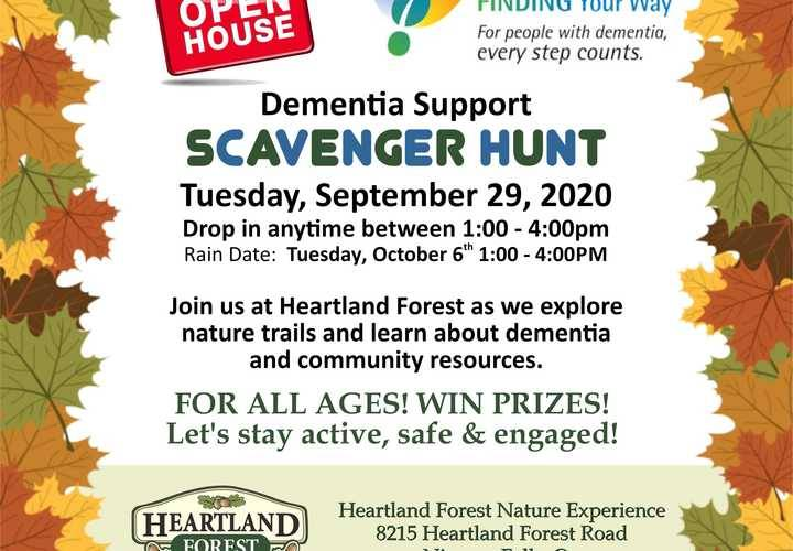Heartland forest sept 29