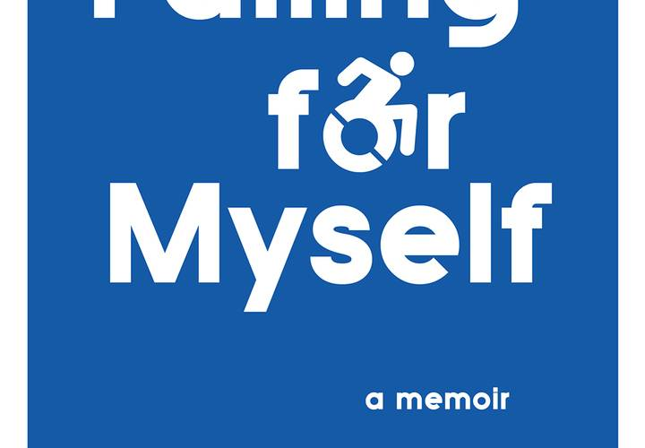 Palmer  dorothy ellen   falling for myself book cover