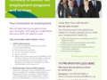 Onepageflyer employment peelregion final