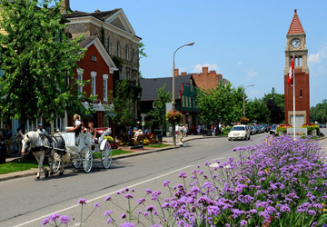Niagara on the lake header