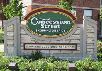 Concession street header