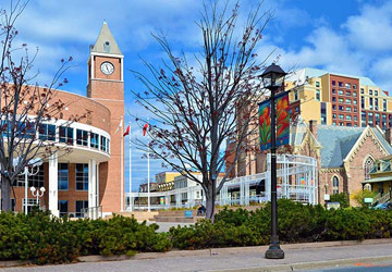 Downtown brampton