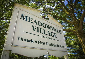 Meadowvale village header