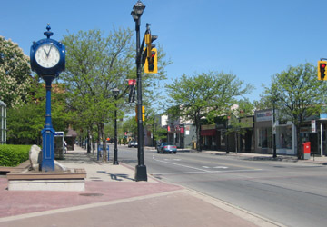 Downtown burlington header